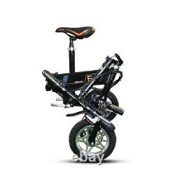 16INCH Electric Folding Bike City Commuter E-Bike With 250W Motor