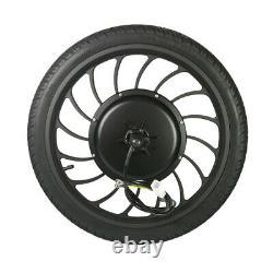 20'' 48V 1000W Ebike Electric Bicycle Front or Rear Motoriz Integral Motor Wheel