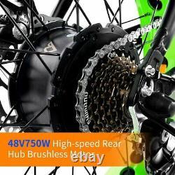 20 750W Electric Bicycle Folding Bike Addmotor M-150 P7 Commuter City EBike