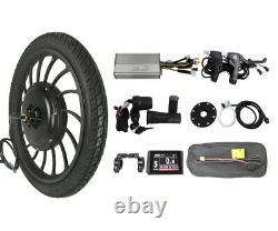 20'' eBike Bicycle 36V/48V 1000W Front or Rear Integral Wheel Conversion Kits