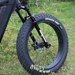 2000w High Powered Custom Built Bafang Ebike
