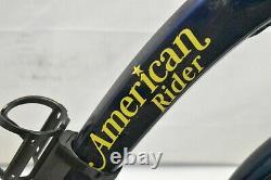 2016 American Rider eBike 19 Large Shimano SIS Disc Electric 26 USA Charity