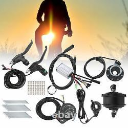 2027.5in E-bike Conversion Kit Front/Rear Cassette Motor Precursor 250W 36/48V