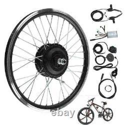 24V 250W Electric Bicycle 20/26/700C Wheel Hub Motor Conversion E-bike Modified