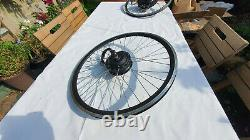 250W e-bike conversion kit with sine wave smart controller front wheel