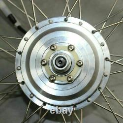 26'' Front Wheel 36V 350W Electric Bicycle Brushless Gear Hub Motor For Ebike