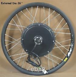 26 inch Mountain Bike Modified 48V-60V 500W E-bike Conversion Kit in US