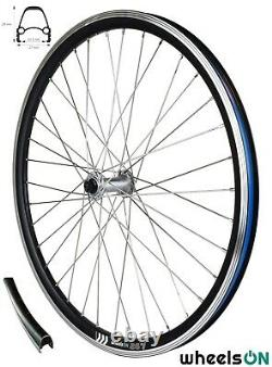 26 inch QR WheelsON Front Rear Wheel Set E-Bike Shimano Freehub Sapim Stainless