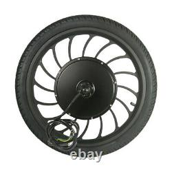 48V 1000W Ebike Electric Bicycle Front or Rear Motoriz Integral Motor Wheel 20'