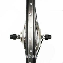 48V 250w Front wheel hub motor for electric bike ebike kit wheel motor 22 inch