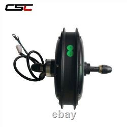 48V Electric Bicycle Brushless Gearless 1000W 1500W eBike Snow Fat Wheel Motor