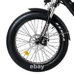 48V16Ah Battery, 750W 28MPH Electric Bike Addmotor M-430 Commuter City Ebike