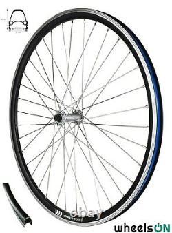 700c QR WheelsON Front Rear Wheel Set E-Bike Shimano Freehub Sapim Stainless