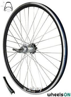 700c wheelsON Wheel Set Front and Rear Shimano Nexus 3 E Bike E-City Sapim