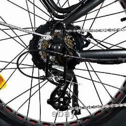 750W 24 Fat Tire Electric Bike City Bicycle Addmotor M-430 48V Li-battery EBike