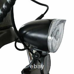 750W Electric Bicycle Addmotor M-560 P7 26 Mountain Ebike Fenders+Rear Rack