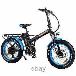 750W Electric Bicycle Folded Moped Bike Addmotor MOTAN M-150 P7 Folding eBike
