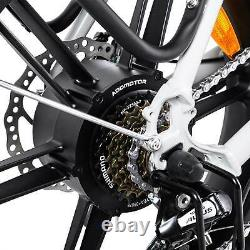750W Electric Bike 48V 16Ah Battery Pedal Assit Addmotor M-50 Commuter 20 EBike