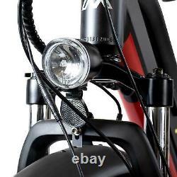 750W Electric City Bike Addmotor M-450 P7 Step Thru 26 Beach Cruiser EBike