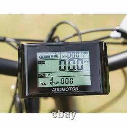 Addmotor M-140 R7 Electric Bicycle Bike 750W 20Fat Tire Folding Step-Thru EBIKE