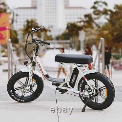 Addmotor MOTAN M-66 R7 750W 20 Electric bike Step-Thru E-Bike Mini Moped Bike