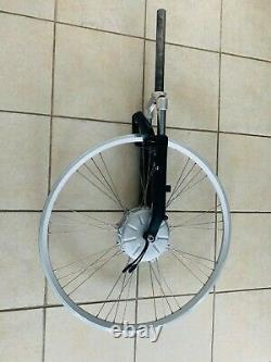 BionX e-Bike Front Motor (SILVER) RIMS 700c With Front Fork