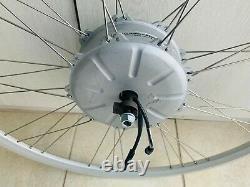 BionX e-Bike Front Motor (SILVER) with RIMS 700c Part No 01-3820