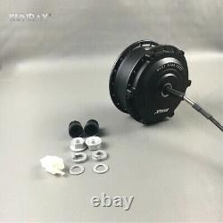 Brushless Gear Hub E-bike Motor For Electric Bike MXUS XF07 24V 36V 48V 250W New
