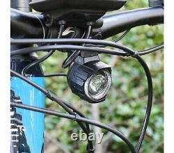 E-Bike Elektrofahrrad CATEYE LED Frontleuchte Lampe Scheinwerfer GE100 100+LUX