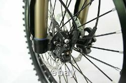 E-Bike Hydraulic Disc Brake RisunMotor Front Rear Front Twin Disk Dual Callipers