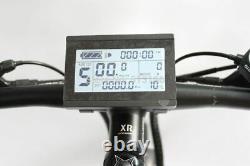 E-bike 36V 250w 20 Front Wheel Conversion Kit, Hub motor with sw900 LCD