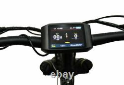 EBike Snow Bike 48V 1500W Fat Tire Conversion Kit Intelligent 20'' 24'' 26x4.0