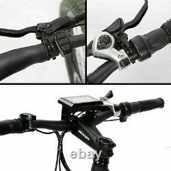 ECOTRIC 26 1000W 48V 13Ah Mountain Electric E-Bike Bicycle Hydraulic Brake LCD