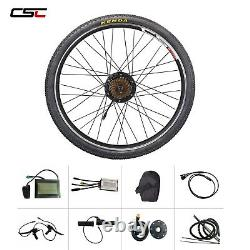 Ebike 36V 250W Waterproof complete electric bicycle kit front or rear hub motor
