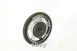 Ebike Bicycle Front or Rear Integral Motor Wheel 36V/48V 750With1000W 16 18'