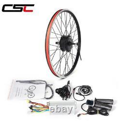 Ebike Conversion Kit 36V 250W 350W 500W electric bike Motor Wheel 20-29in 700C