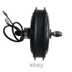 Ebike Fat Motor 48V 1000W 1500W Brushless DC Hub Motor Fat Bike Front/Rear Motor