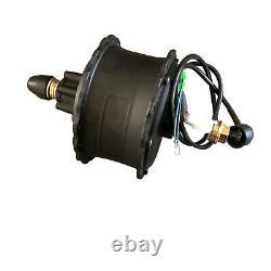 Ebike Motor 36V 250/500W Brushless Geared DC Hub Motor Fat Bike Front/Rear Motor