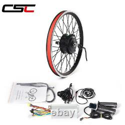 Ebike Motor Wheel Conversion Kit 36V 250W for electric bicycle 20-29in 700C