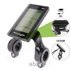 Ebikeling Waterproof 36V 500W 26 Geared Front Rear e-Bike Conversion Kit