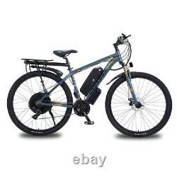 Electric 29 Inch Mountain E Bike 48V1000W Electric Bicycle 21speed E-bike