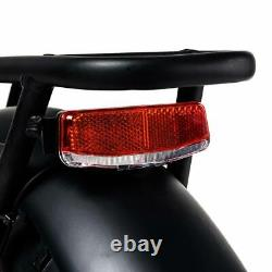 Electric Bicycle 750W Addmotor Step-Through M-50 Fat Tire City Commuter EBike
