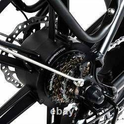 Electric Bicycle Bike 750W Addmotor M-50 Step-Through 20 EBike, 48V 16Ah Battery