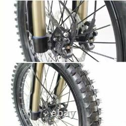 Front Dual Brake Calipers Hydraulic Disc Brake Kits for Ebike Electric Bicycle