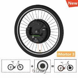 IMortor 3 40km/h 24 26 27.5 29 700C Electric Front E Bike Wheel Kits 350W