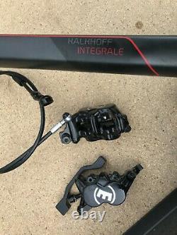 Kalkhoff Integral E-bike Bicycle Bike Hydraulic Disc Brake Calipers front back