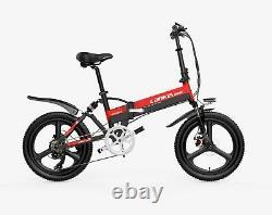 Lankeleisi G550 20 wheel Folding e-Bike