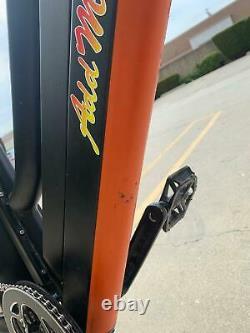Refurbished Electric Bicycle Bike 750W Addmotor M-450 P7 26 Step-Thru EBike