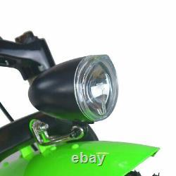 Refurbished Electric Folding Bicycle Addmotor MOTAN M-140 P7 Step Thru E-Bike