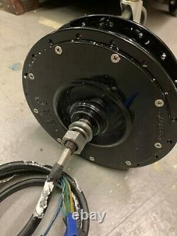 STRIKER BMC V4 High Performance Geared FRONT Hub Motor E-Bike 36V-72V 40MPH